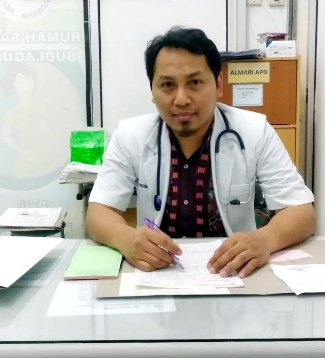 dr. Agung Budiawan, Sp.OG, M.Kes.
