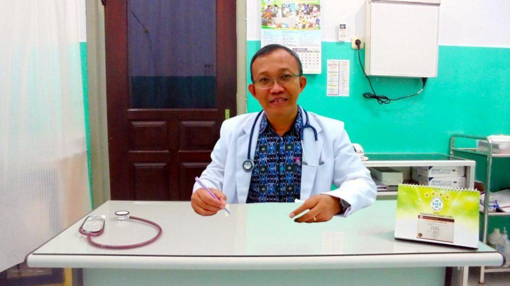 dr. Albert Tri Rustamaji., Sp.PD, FINASIM