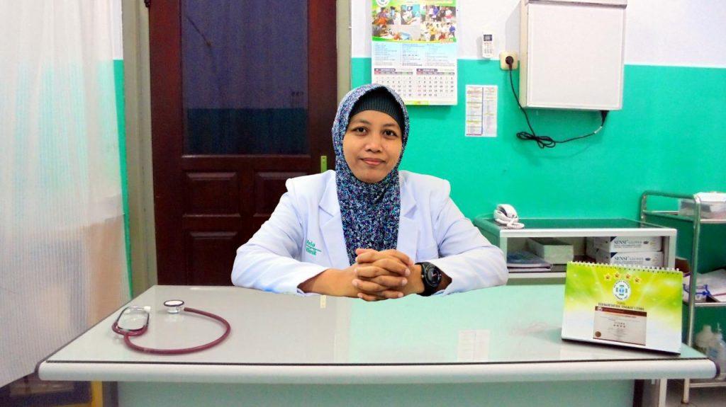 dr. Fetria Melani, SpGK