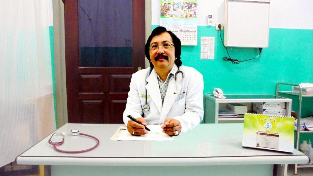 dr. Michael Agung Pramudjito, Sp.PD, FINASIM